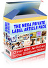 Megaplrarticlepack With Private Label Rights