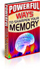 Sharpen Memory Ebook