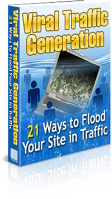 Product picture Viral Traffic Generation Ebook With Private Label Rights