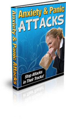 Product picture Anxiety Panic Attacks Ebook