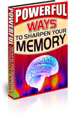 Product picture Sharpen Memory Ebook
