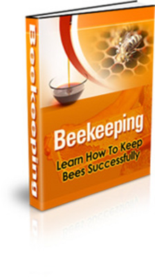 Product picture Beekeeping PLR Ebook