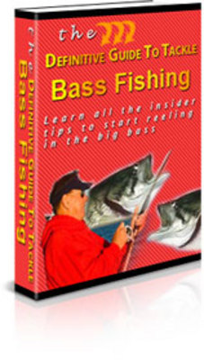 Product picture Bass Fishing Guide - Ebook ($17.00)